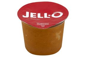 Jell-O Limited Edition Pumpkin Spice Cheesecake Snacks 4 Ct Cups