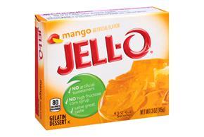 Jell-O Dessert-Instant Powdered Gelatin