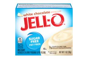 Jell-O  Pudding-Instant White Chocolate Sugar Free Fat Free 1 Oz Box