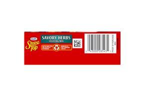 Kraft Stove Top Savory Herbs Stuffing Mix 6 oz. Box