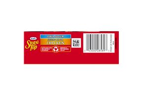 Kraft Stove Top Lower Sodium Chicken Stuffing Mix 6 oz. Box