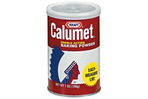 Calumet Baking Powder 7 Oz. Cannister