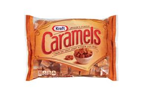 Kraft Caramels Original 11Oz Bag