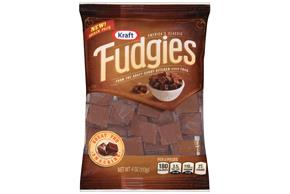Kraft Fudgies Snack Bags 4Oz Bag