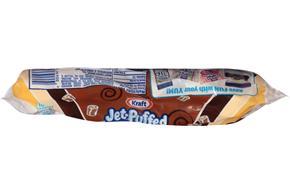Jet-Puffed Mallow Bites Vanilla & Chocolate Swirled Flavored Marshmallows 8Oz Bag