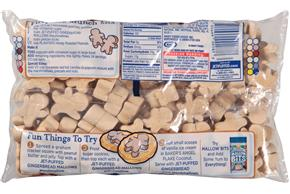 Jet-Puffed Gingerbread Mallows Seasonal Marshmallows 8Oz Bag