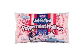 Jet-Puffed Peppermint Mallows Seasonal Marshmallows 10Oz Bag