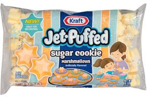 Kraft Jet-Puffed Sugar Cookie Marshmallows 8 Oz. Bag