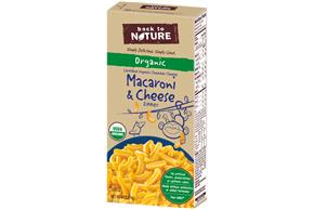 Back to Nature Organic Macaroni & Cheese Dinner 6 oz. Box