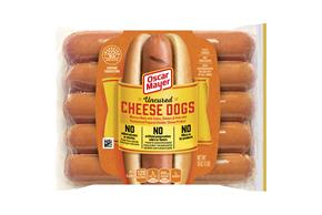 Oscar Mayer 16 Oz Hot Dogs  Cheese     1 Vacuum Packed Each