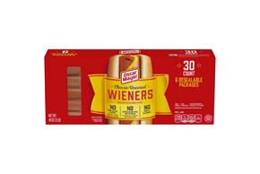 OSCAR MAYER Wieners 6-5 ct Packs