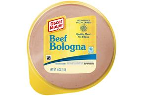 OSCAR MAYER Cold Cuts Beef Bologna 16oz Pack