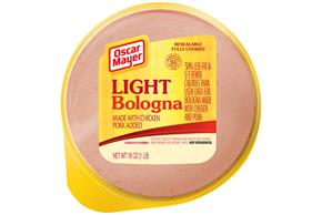 OSCAR MAYER Cold Cuts Light Bologna 16oz Well
