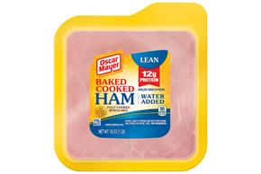 OSCAR MAYER Cooked Ham 16oz