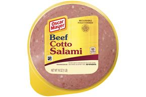 Oscar Mayer Beef Cotto Salami 16Oz