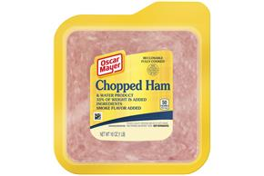 Oscar Mayer Chopped Ham 16Oz Pack