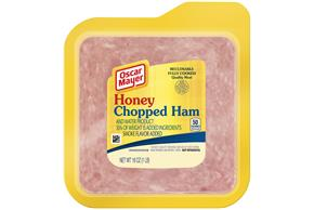 OSCAR MAYER Chopped Honey Ham 16oz Pack