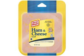 Oscar Mayer Ham And Cheese Loaf 8Oz Pack