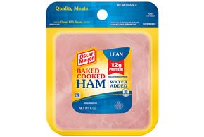 OSCAR MAYER Cooked Ham 6oz