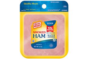 Oscar Mayer Lean Smoked Cooked Ham 12Oz Pack