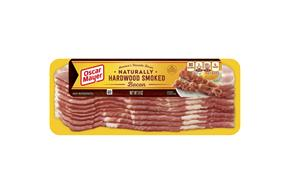 OSCAR MAYER Bacon Naturally Hardwood Smoked Bacon 8oz Pack
