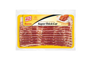 Oscar Mayer Super Thick Cut Applewood Smoked Bacon