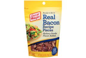 Oscar Mayer Real Bacon Recipe Pieces 2.8Oz Pouch