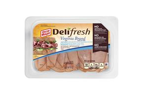 Oscar Mayer Deli Fresh Ham Virginia Ham 9Oz