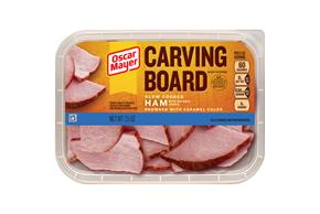 OSCAR MAYER Carving Board Slow Roasted Ham 7.5 Tub
