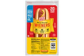 OSCAR MAYER Classic Wieners 20 ct Pack
