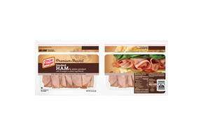 OSCAR MAYER Shaved Smoked Ham 2-16oz Packs