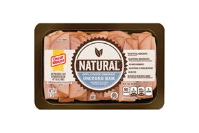Oscar Mayer Natural Applewood Smoked Uncured Ham 8Oz