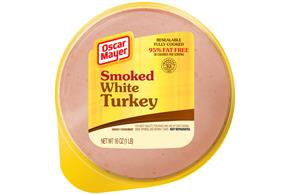 Oscar Mayer Smoked White Turkey 16Oz