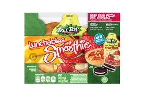 Oscar Mayer Lunchables Lunch Combo Pepperoni Pizza W/ Smoothie