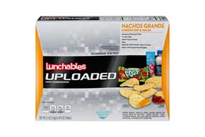 LUNCHABLES CONVENIENCE MEALS-SINGLE SERVE NACHOS 14.1 OZ BOX