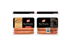 Oscar Mayer Beef Franks 24 Ct Pack