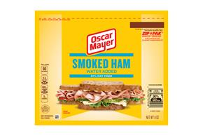 Oscar Mayer Smoked Ham 8Oz Pack