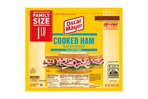 Oscar Mayer Cooked Ham 16Oz Pack