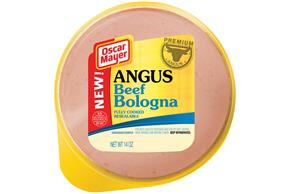 Oscar Mayer Angus Beef Bologna Cold Cuts 14 oz. Pack