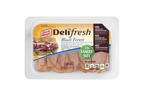 Oscar Mayer Deli Fresh Black Forest Ham 16Oz