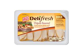 OSCAR MAYER Deli Fresh Chipotle Seasoned Chicken Breast 8oz Tub