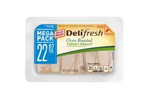 Oscar Mayer Deli Fresh Oven Roasted Turkey 22Oz