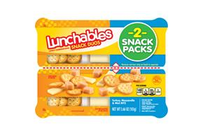 OSCAR MAYER LUNCHABLES JR Trky/Mozz/Ritz Bits 3.66 OZ Tray