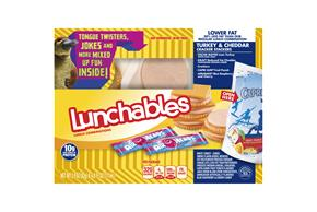Oscar Mayer Lunchables Cracker Stacker Turk/Ched/Choc Pud