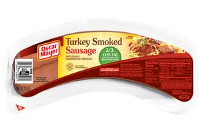Oscar Mayer Turkey Smoked Sausage 14Oz Pack