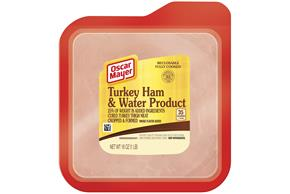 OSCAR MAYER Chopped Turkey Ham 16oz Pack
