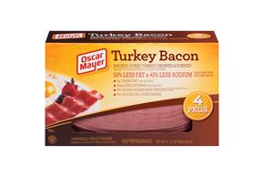 Oscar Mayer Turkey Bacon 48Oz Box