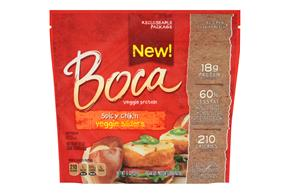 Boca Spicy Chik'n Vegan Sliders 11 oz. Pouch