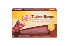 OSCAR MAYER Turkey Bacon Club 36oz Box