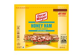 Oscar Mayer Honey Ham 8Oz Pack